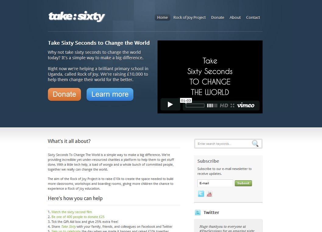 Take Sixty